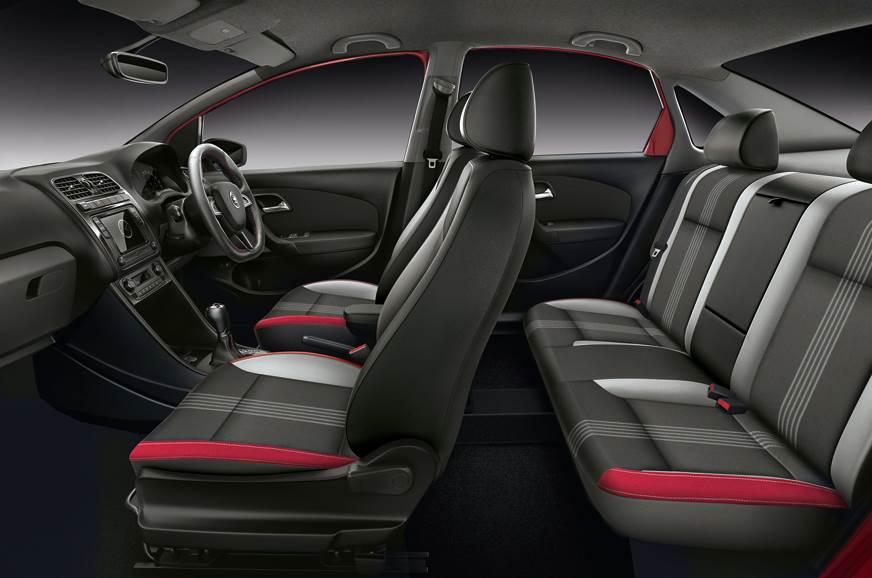 Rapid Monte Carlo Edition interior side