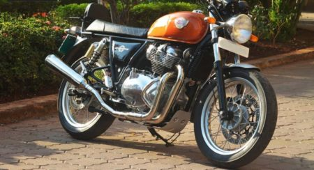 SS Moto's 2 into 1 System Deletes One Of Royal Enfield Interceptor 650's Pipes
