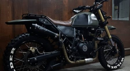 Check Out The Wilder Side Of The Royal Enfield Himalayan
