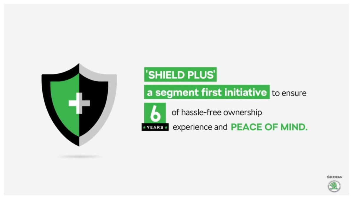 Škoda introduces Shield Plus
