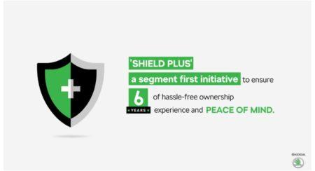 Škoda introduces Shield Plus
