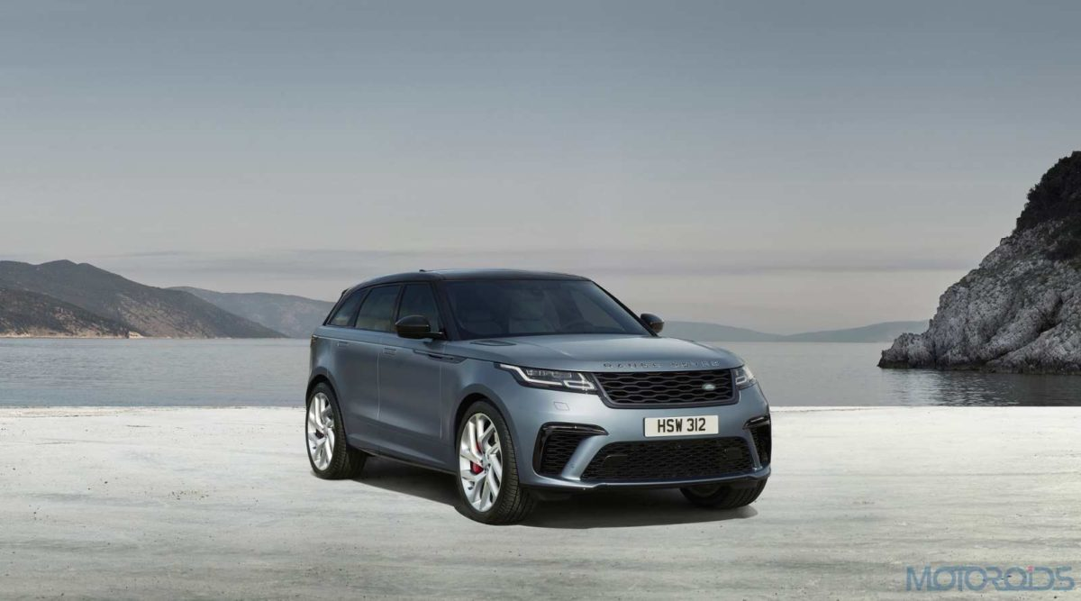 SUV Land Rover Range Rover Velar