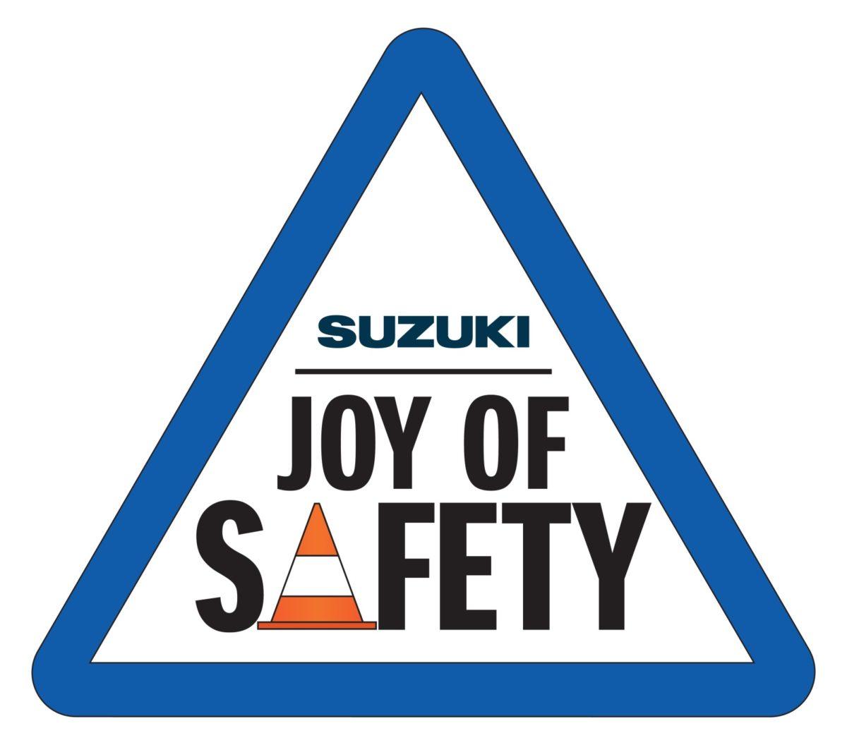 Suzuki Joy of Safety campaign