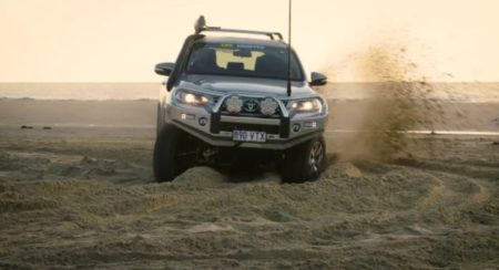 This Toyota Fortuner Loves The Outdoors