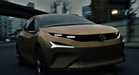 Tata 45X Geneva Unveil
