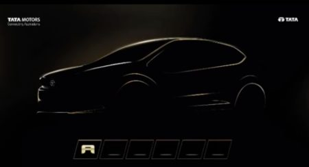 Tata 45X official name teased