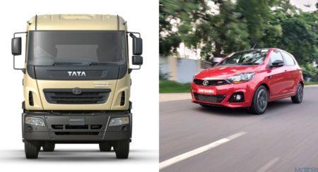 Tata Motors January 2019 Sales
