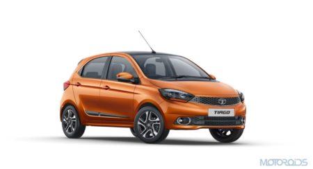 Tata Tiago and Tigor Get Apple CarPlay Connectivity