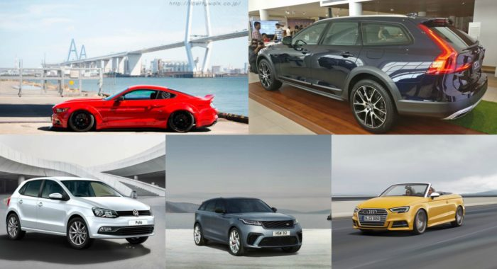 4 Door Convertible >> Different Types of Cars in India 2019 - Motoroids