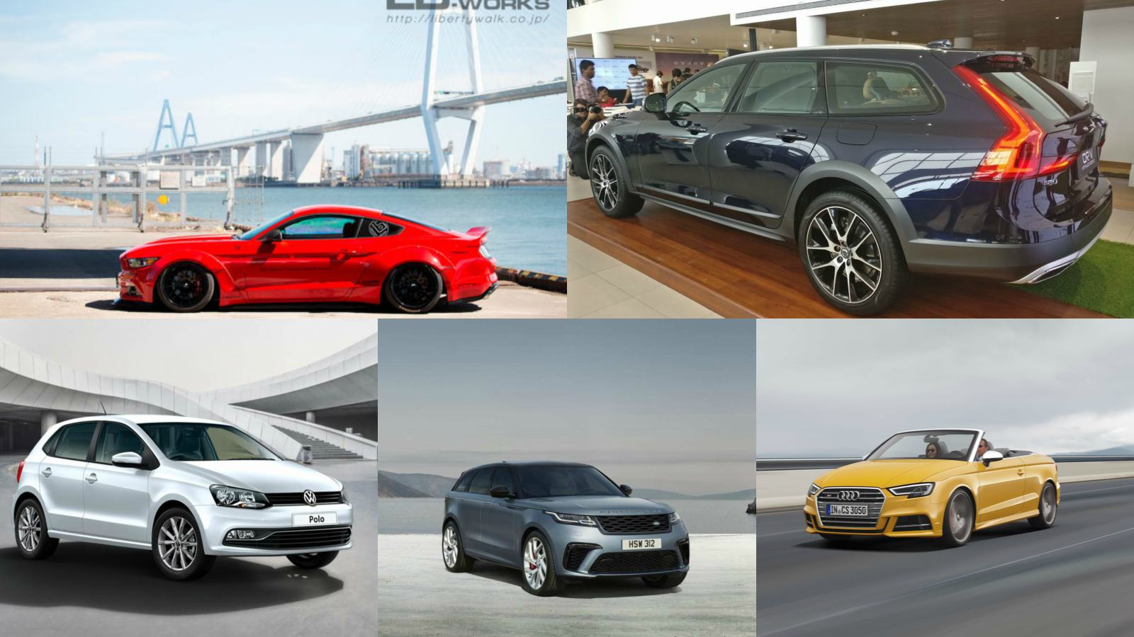 Different Types of Cars in India 2019 - Motoroids