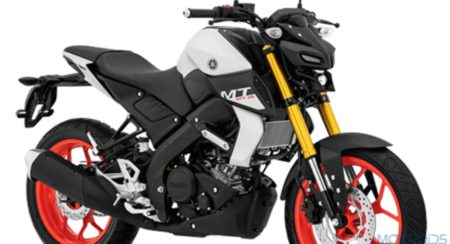Yamaha MT-15 Can Now Be Booked at Your Nearest Yamaha Dealer