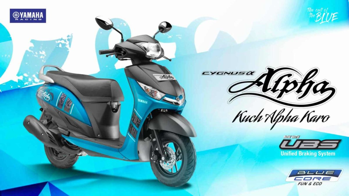 Yamaha RayZR (1)