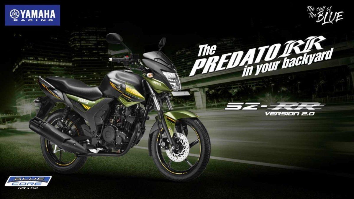 Yamaha SZ RR Version 2.0