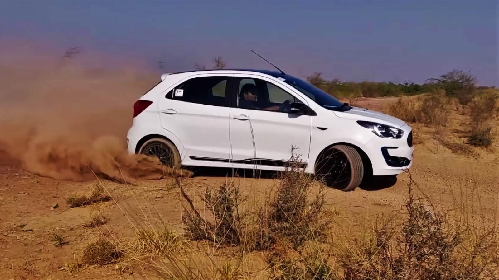 2019 Ford Figo Review Best Hatchback Under Inr 10 Lakh Motoroids