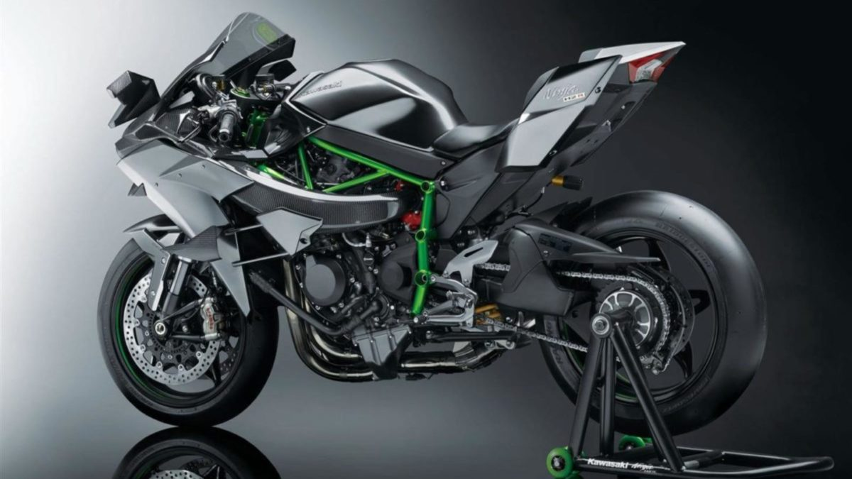 2019 Kawasaki Ninja H2R India