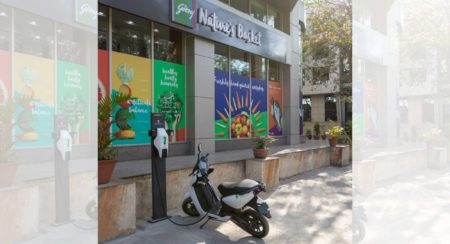 Ather Joins Hands with Godrej Nature's Basket to Provide More Charging Docks