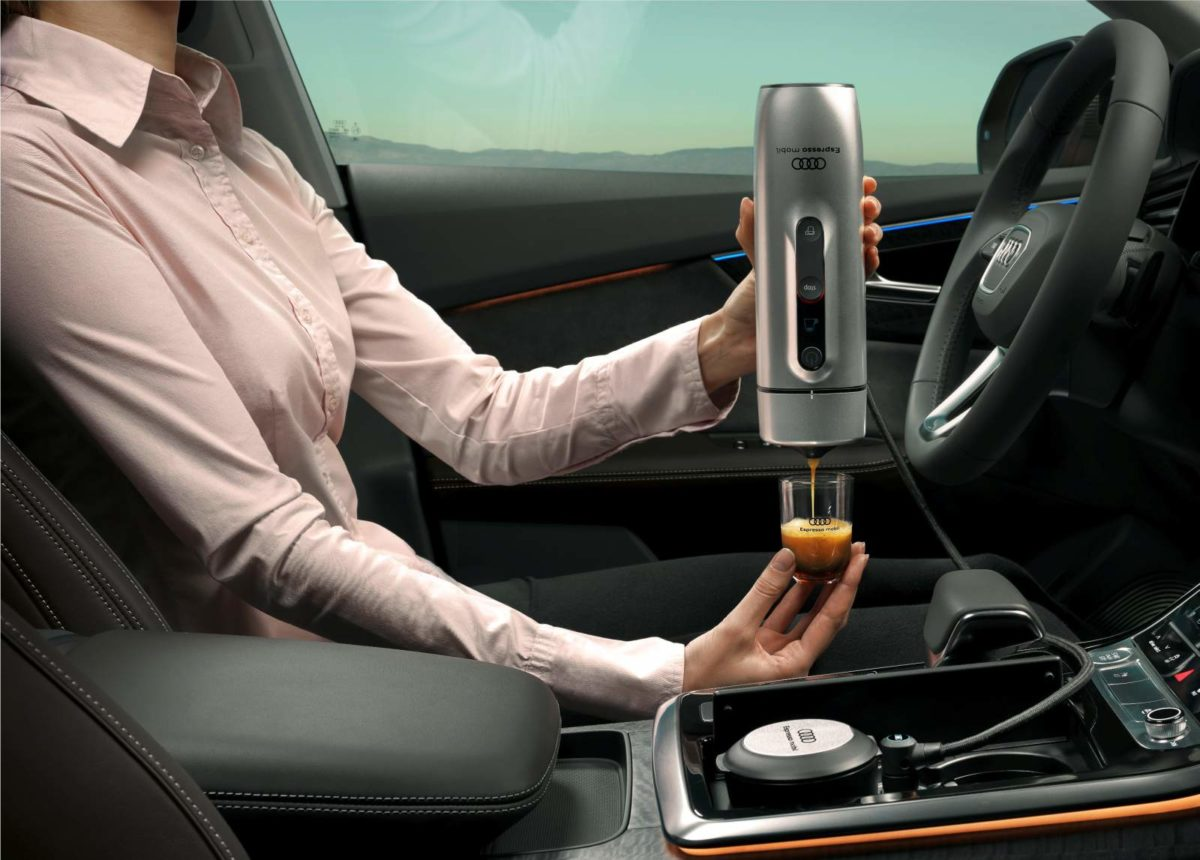 Audi A6 Lifestyle Edition Espresso Mobil