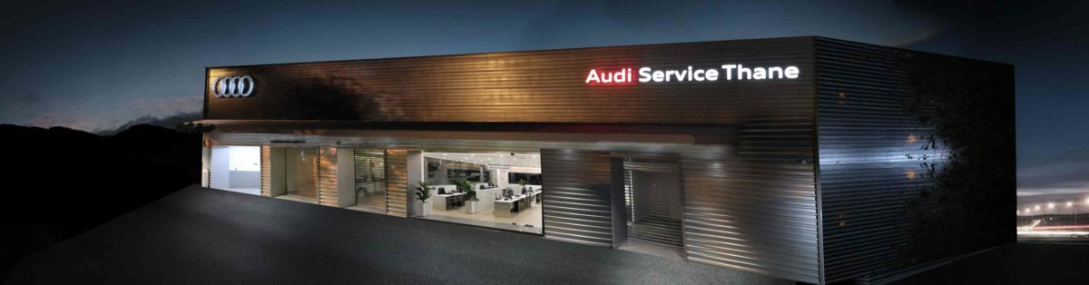 Audi inaugurates new state of the art service facility in Thane_Exterior (1)