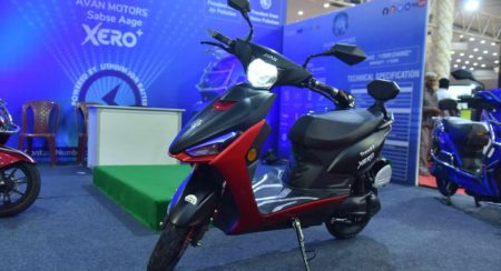 Avan Motors Trend E Joins The Growing List Of Electric Scooters In India