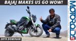 Bajaj Dominar UG review Featured