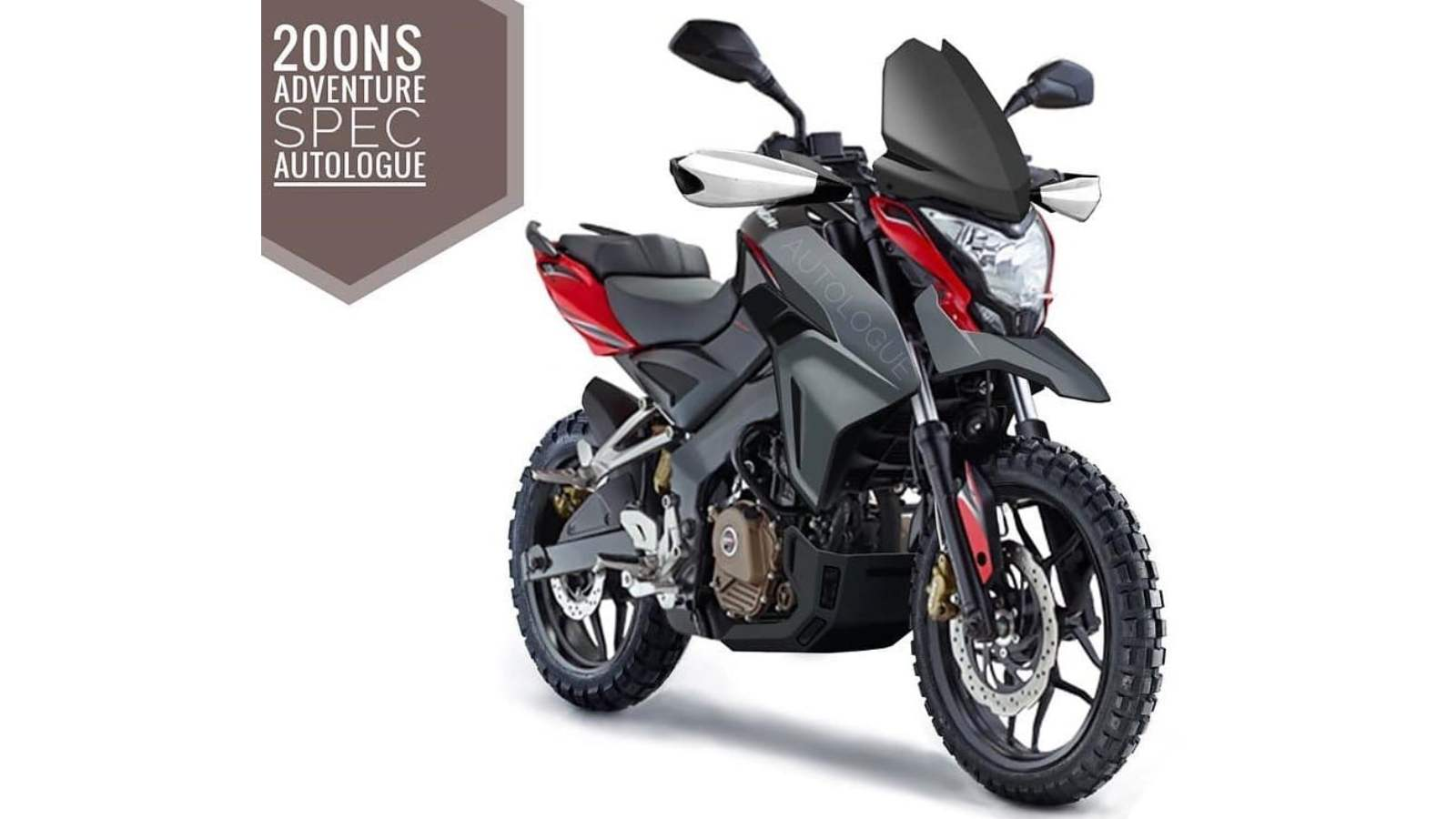 Autologue Design Can Make Your Bajaj Pulsar NS200 Adventure Ready