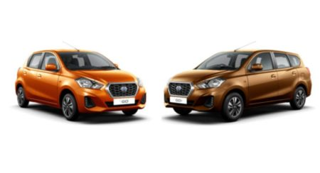 Datsun Go and Go+