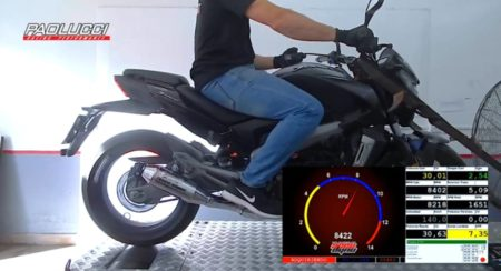 Custom Exhaust For Bajaj Dominar 400 Bumps Power, Drops 6 Kilos