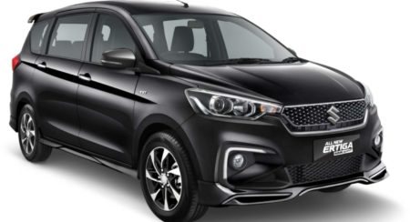 Have a Look at the Indonesian-Spec Ertiga Sport