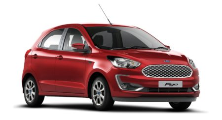 Ford Figo Facelift Is Here, Prices Start from INR 5.15 Lakh