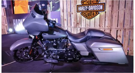 Harley Davidson 48 & Street Glide launch