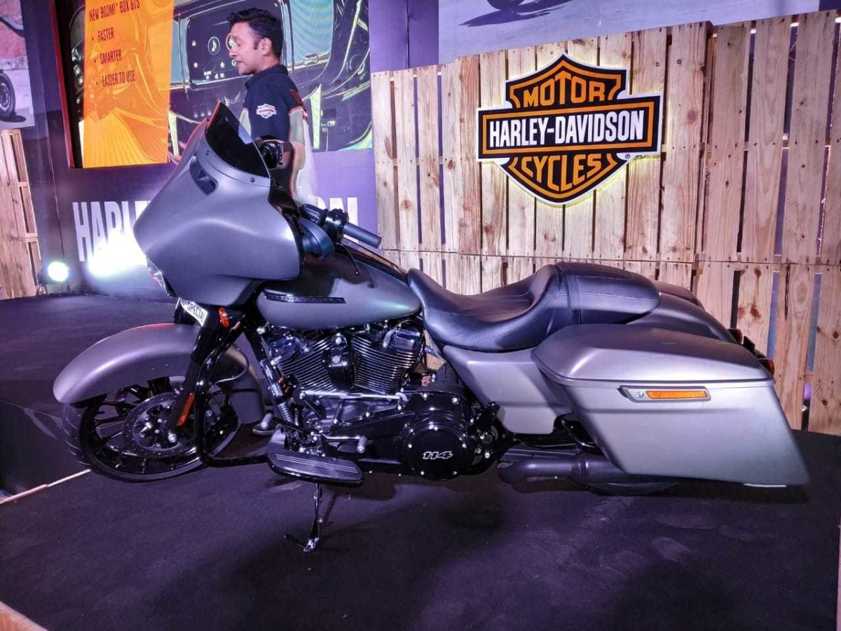 Harley Davidson Street Glide Special India launch
