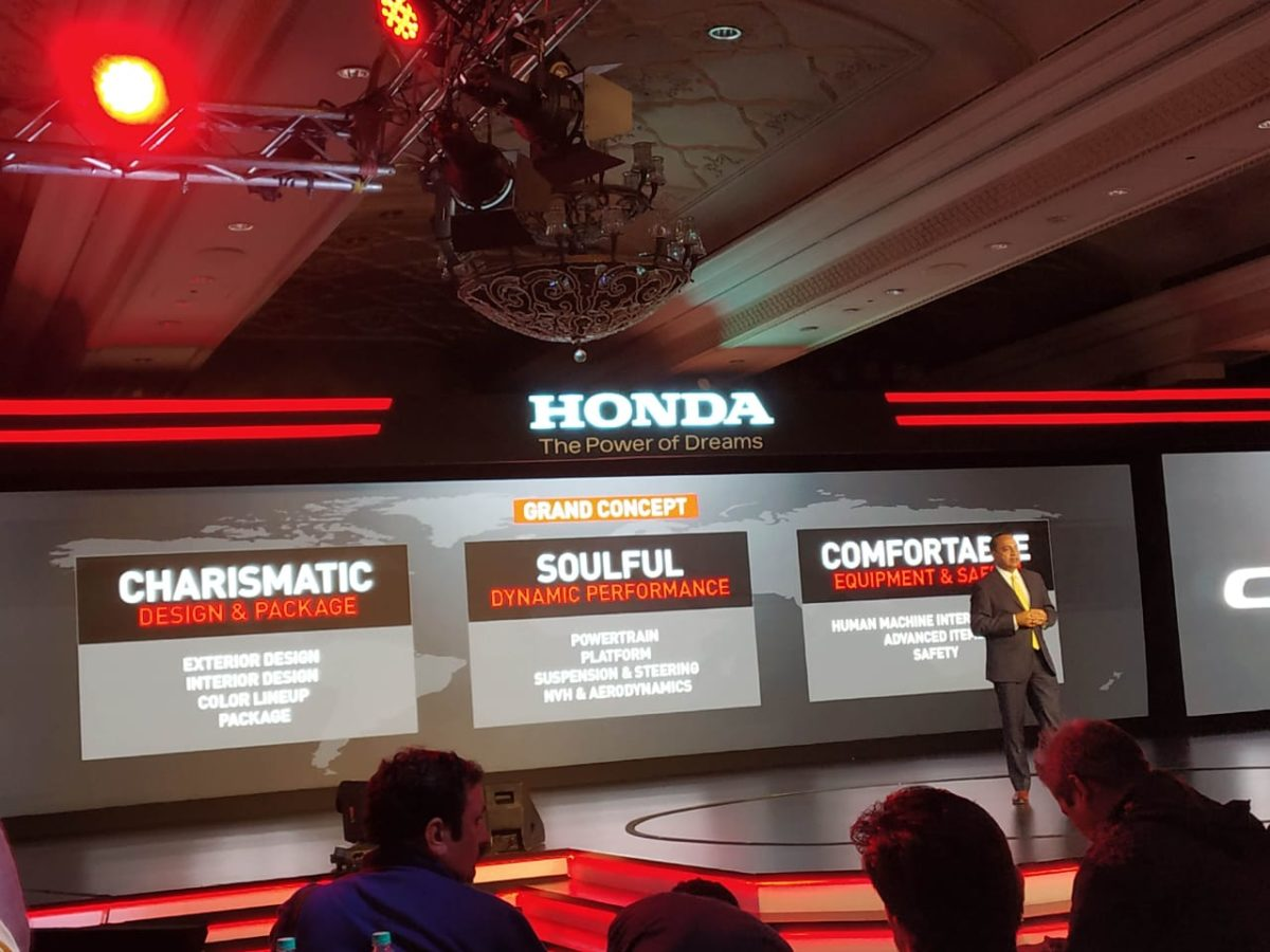 Honda Civic launch pillars