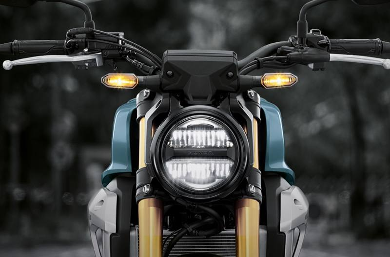 Honda cbr150R Exmotion headlight