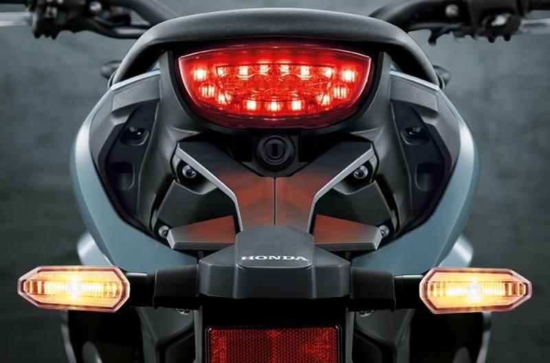Honda cbr150R Exmotion taillight