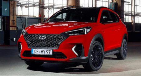 Hyundai Tuscon Gets the Brand's N Treatment