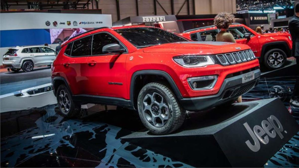 Jeep Compass PHEV front (1)