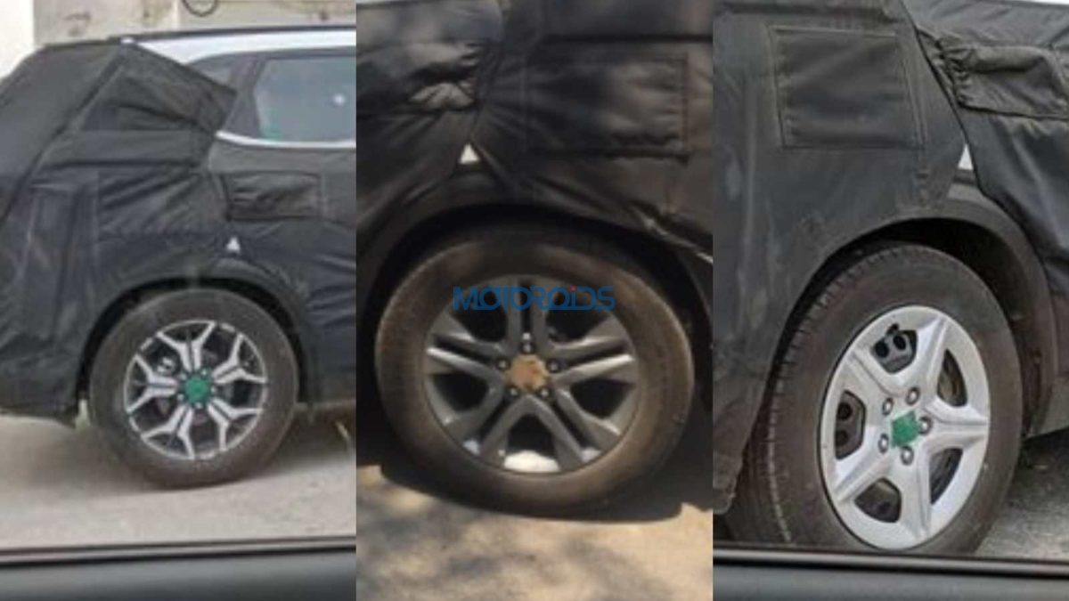 Kia SP2i alloy wheel designs