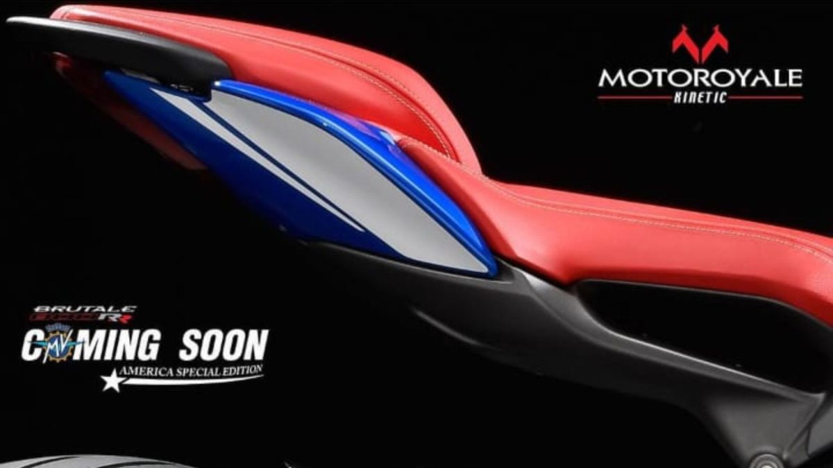 MV Augusta BRutale 800 RR America Special Edition teased featured
