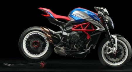 MV Augusta Brutale 800 RR America Special Edition Priced Lower Than the Regular Model