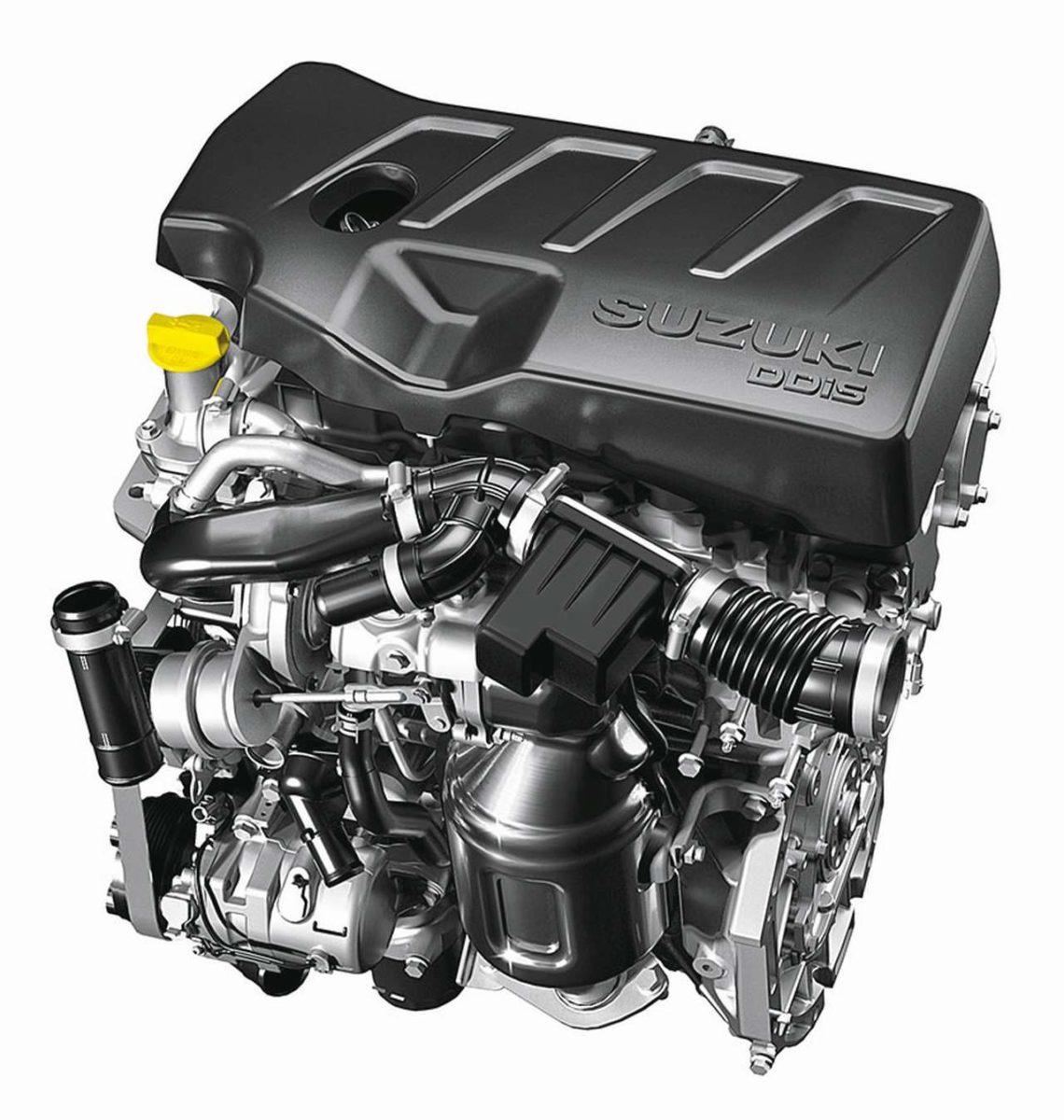 Maruti Suzuki DDiS 225 diesel engine
