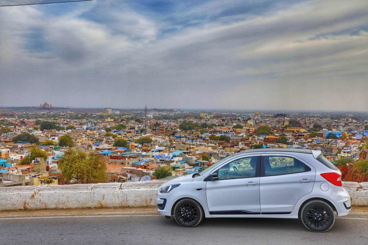 New Ford Figo elevation