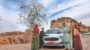 New Ford Figo with people