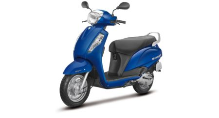 Suzuki Access 125 with CBS