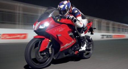 TVS Apache RR 310 Owners Receive Complimentary Performance Upgrade