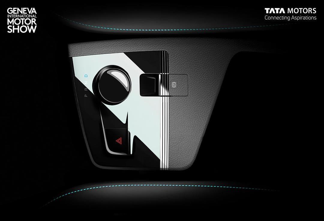 Tata H7X Gear selector