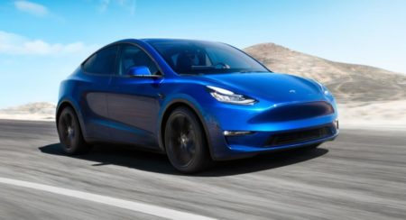 Tesla Model Y unveiled featured