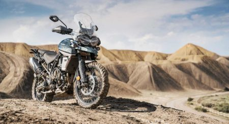 Triumph Tiger 800 XCA Launched in India, Priced at INR 15,16,700 Ex-showroom
