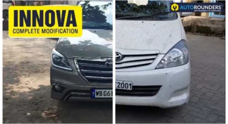 This Modification Is Ideal for Type-1 Innova Owners Who Refuse to Let Their Car Die