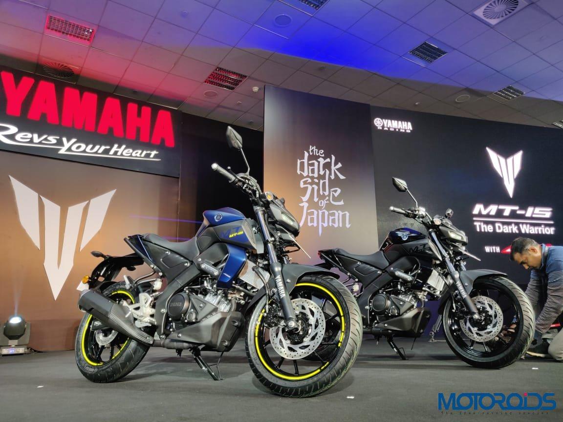 Yamaha MT 15 005