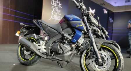 Yamaha Launches the MT-15 with a Price Tag of 1.36 Lakh